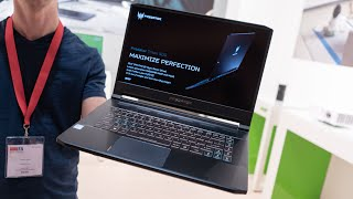 Acer Predator Triton 500 Hands-On zum Notebook mit 300-Hz-Display #IFA2019