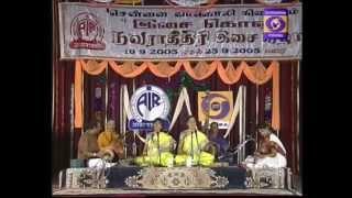 Priya Sisters 2005 SindhuBhairavi Karunai deivame T Srinivasan