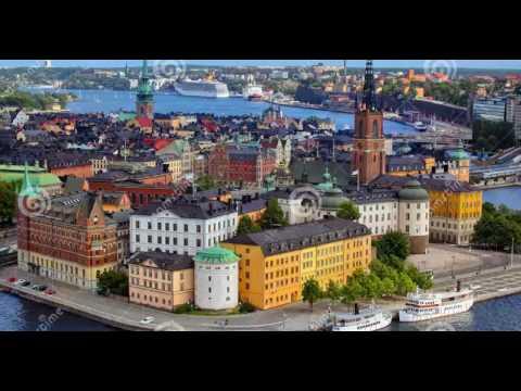 Day 206 365 Hello Stockholm