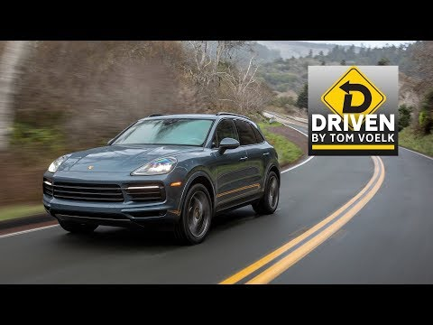 Driven- 2019 Porsche Cayenne Review