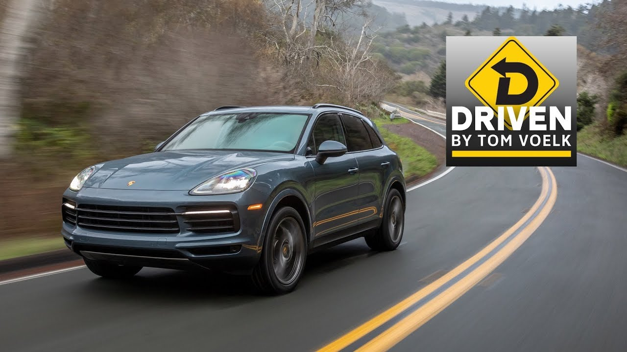 Driven 2019 Porsche Cayenne Review