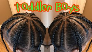 Hairstyle for Toddler Boys #6