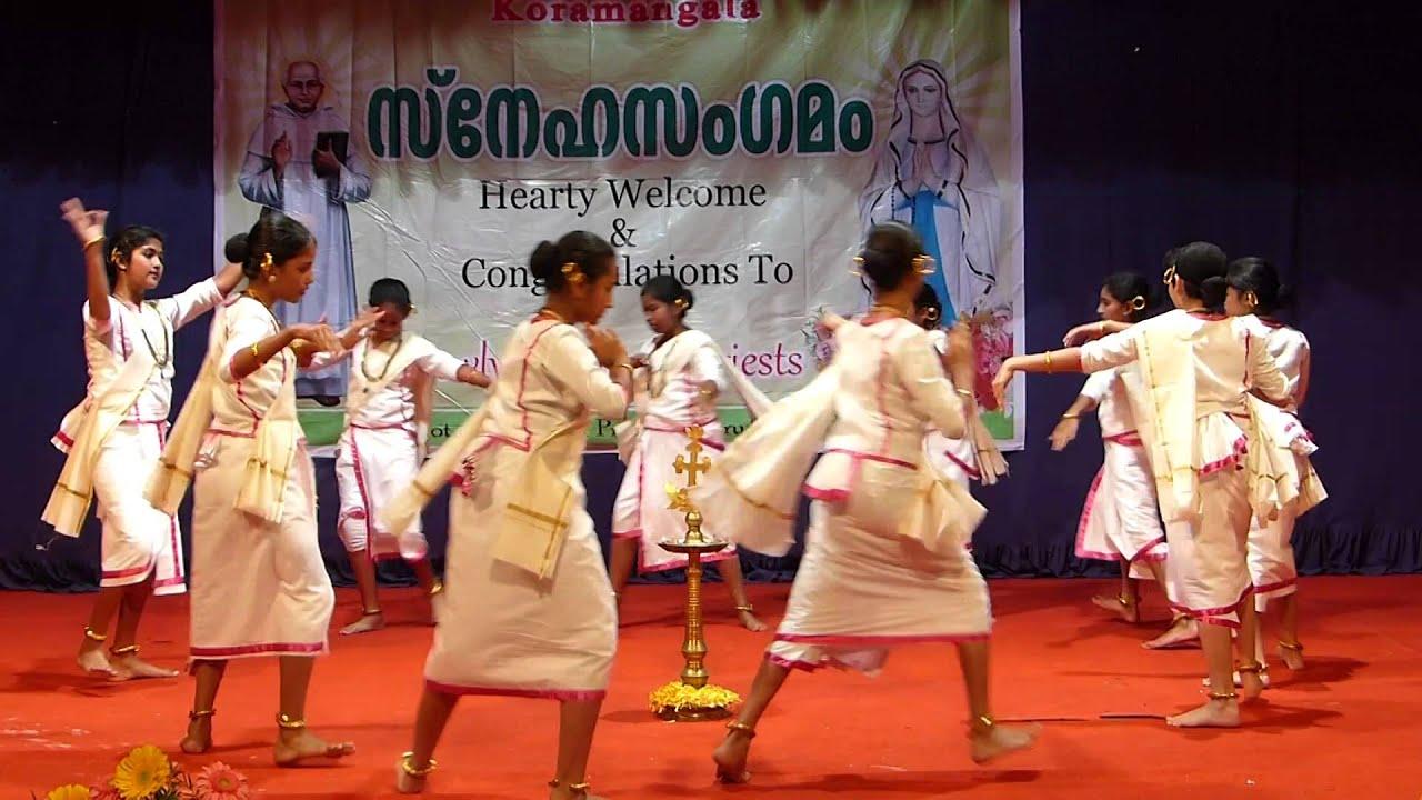 Maargamkali - 2016 Ward day Celebrations at Marymatha Church, Sevasadan,  Bangalore
