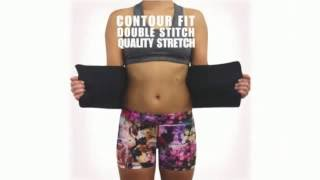 Belt for belly fat burning - Fat burning band To reduce-lose stomach
