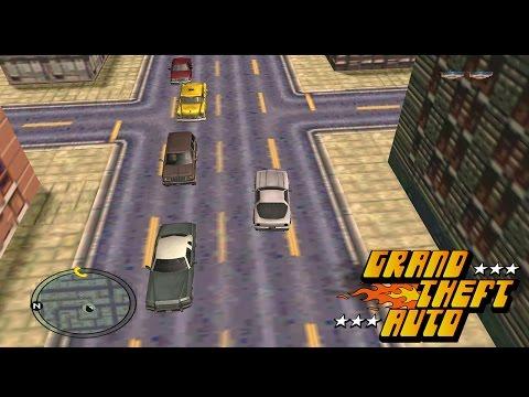 GTA 1 НА ДВИЖКЕ GTA SAN ANDREAS - GTA I RENDERWARE