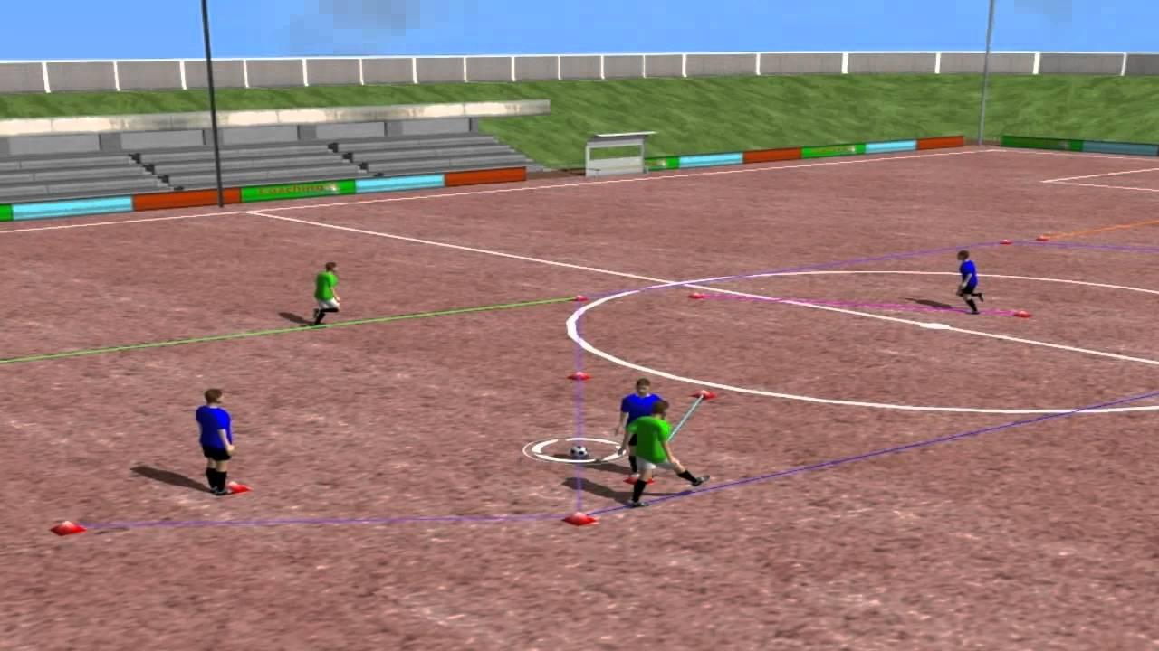 3d Fußballspiele