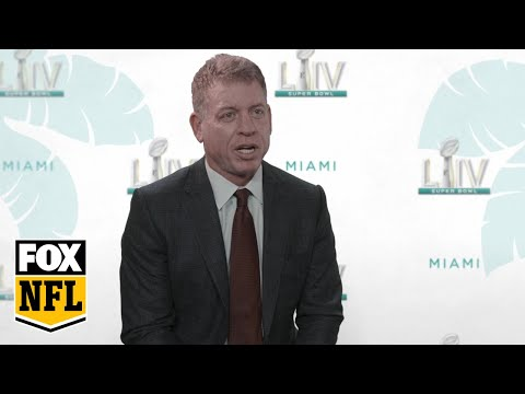 Super Bowl Stories: Road to Miami — Troy Aikman's favorite Super Bowl memory | FOX NFL