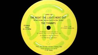 the trammps - the night the lights went out (dimitri from paris disco re-edit)