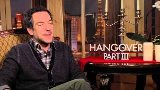 Interviu Todd Phillips - Director - Marea mahmureală 3 (The Hangover Part III) (2013)