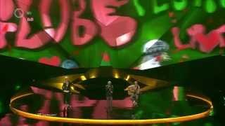 ByeAlex - Kedvesem (HD) Zoohacker Remix - Eurovíziós Dalfesztivál, Döntő (2013.05.18.)