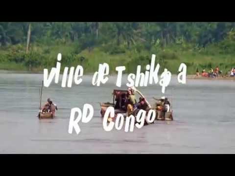 Tshikapa : RD Congo Tshikapa la ville
