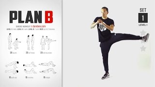 Plan B Workout   Full     Strenght & Tone     30 Min