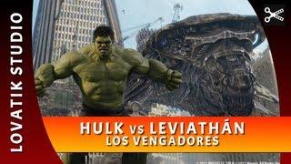 Video Los Vengadores - Hulk se enfurece contra Leviathán (Escena HD - Español Latino) download MP3, 3GP, MP4, WEBM, AVI, FLV Oktober 2018