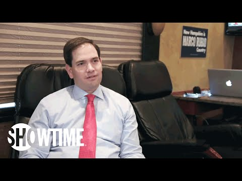 Jimmy Fallon Call Sidetracks Marco Rubio Interview | THE CIRCUS | SHOWTIME