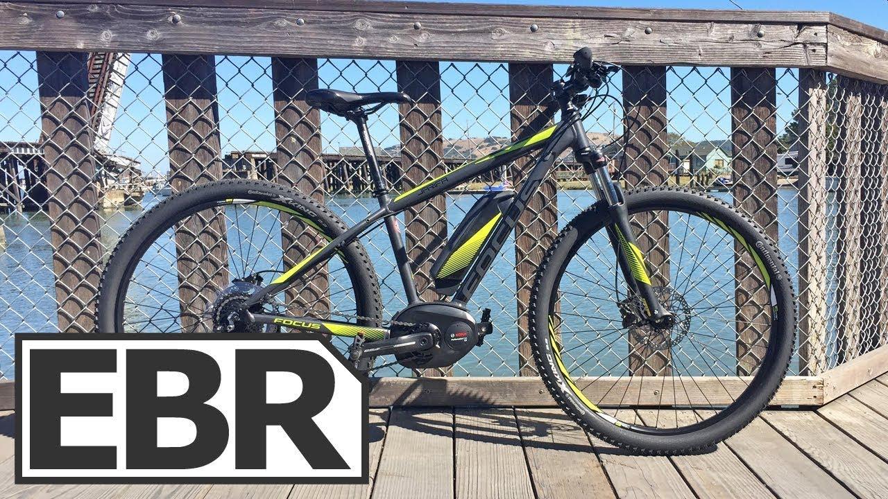 8a67460e651 Focus Jarifa 29 Video Review - $2.8k Bosch CX Cross Country Electric Bike