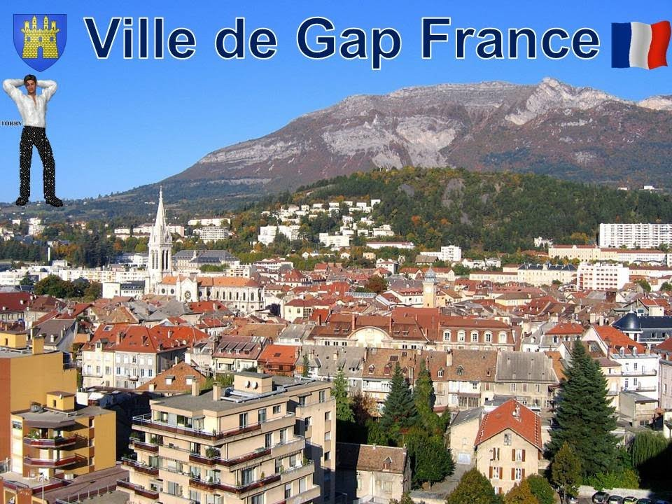 Ville De Gap France Youtube