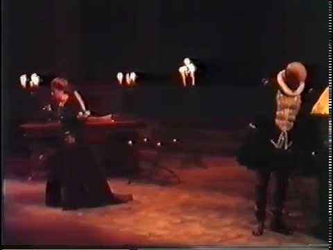 Mariella Devia - Rolando Panerai - Se tradirmi tu potrai - Lucia di Lammermoor - 1987