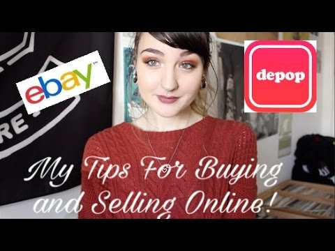 Tips For Buying and Selling Things Online!