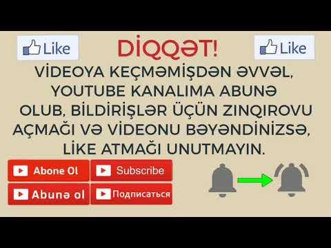 """Laçın Abdullayev - """"LAÇIN"""" adına uyğun Şeir"""