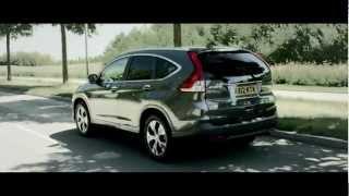 2012 Honda CR-V — Промо