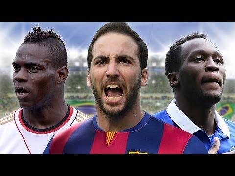 World Cup Transfer Talk | Higuain to Barcelona? Balotelli to Arsenal?