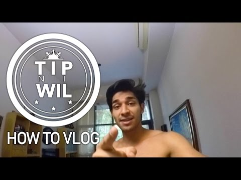 How To Vlog by Wil Dasovich and his 100k Subscribers!!!