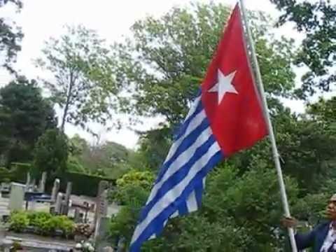Peringati Proklamasi Papua di Makam Proklamator