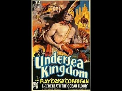 Undersea Kingdom Chapter 8   Into the Metal Tower 1936