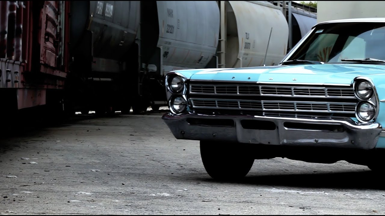 1967 ford galaxie 500 in hd test drive youtube. Black Bedroom Furniture Sets. Home Design Ideas