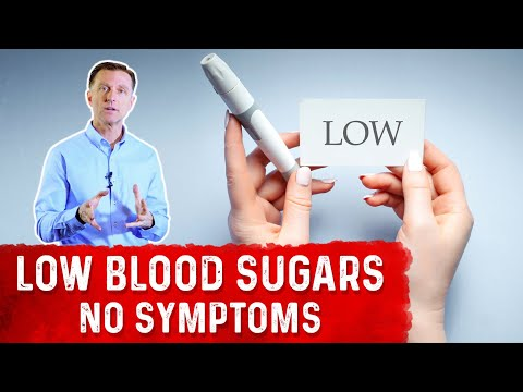 Hypoglycemia Without Symptoms