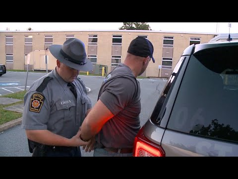 MAKING OF A PA STATE TROOPER