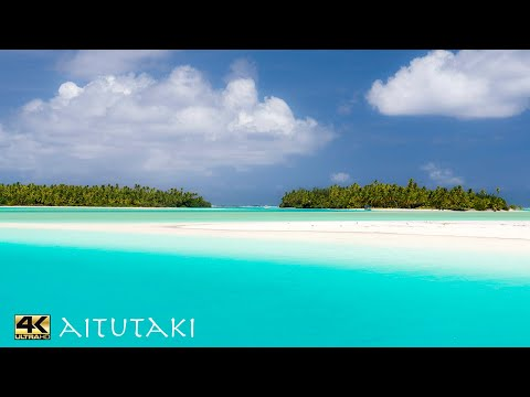 AITUTAKI ... The Most Magical Lagoon On The Planet 🌎 ... found in the Cook Islands