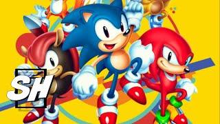 ЛУЧШЕЕ DLC ГОДА?  | Обзор игры Sonic Mania Plus | ShelfShock