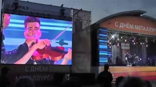группа OFB в Новокузнецке (14.07.2018  День Металлургов)