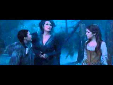 INTO THE WOODS || Your Fault Official Clip