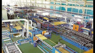 shanghai zhongji pu production line