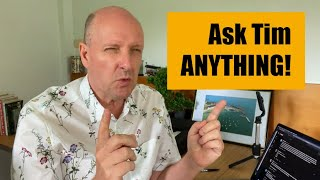 From vaccines to ladyboys, 'Thaiger', Myanmar and shirts! Ask Tim Anything.