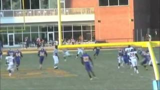 Punter Marquette King Highlight Tape