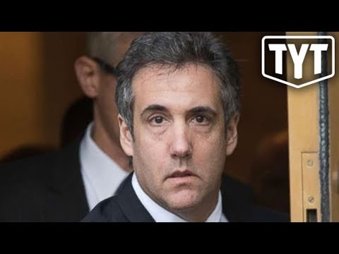 Michael Cohen Going Away For A LONG Time And Mueller Disagrees?