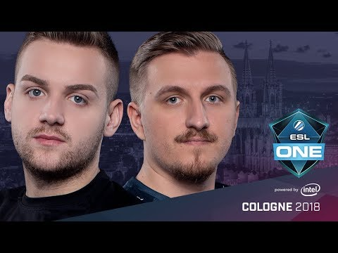 CS:GO - FaZe vs. BIG [Train] Map 2 - Semifinals - ESL One Cologne 2018