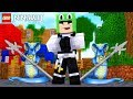 LEGO NINJAGO WARRIORS - RISE OF THE SNAKES! w/ Little Lizard