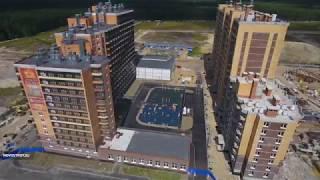 видео ЖК «Северный вальс» от Петрострой
