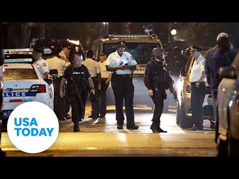 """Several Philadelphia police officers have been injured in """"active"""" shootout (LIVE) 