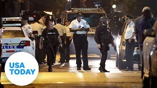 "#PhiladelphiaShooting Several Philadelphia police officers have been injured in ""active"" shootout (L"