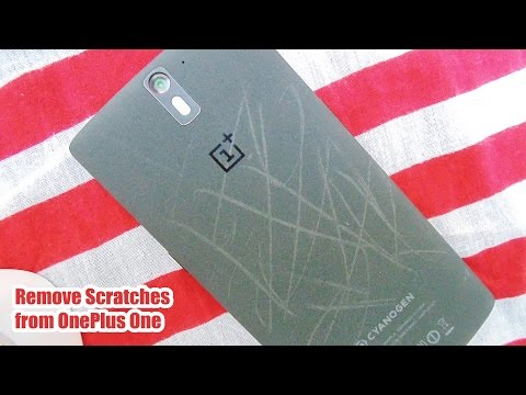 oneplus one how to change battery