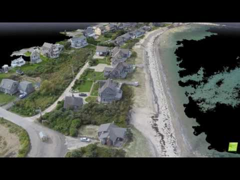 Moran Surveying Utilizes Drone to Survey Beach