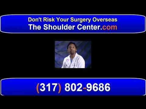 Medical Tourism for Shoulder Surgery Abroad