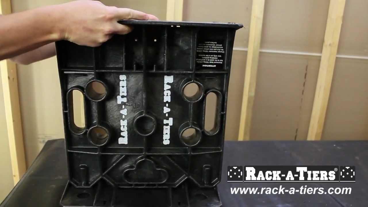 rack a tiers wire dispenser rack a