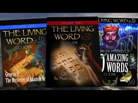 The Living Word in 3D | Rock Island Books