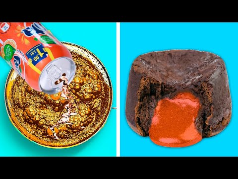 YUMMY FANTA CAKE RECIPE || Mouth-Watering Recipes by 5-Minute Recipes